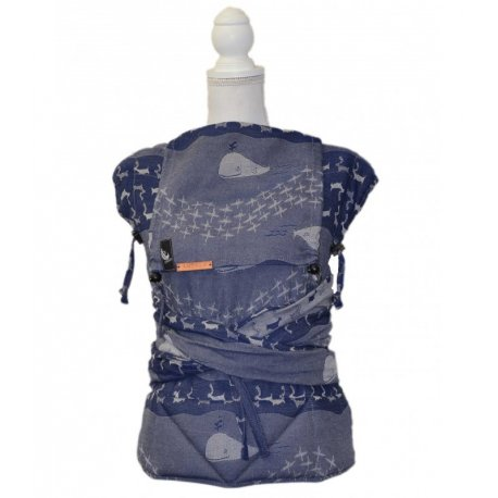 Andala ergonomical babycarrier Tai Blue Hybrid