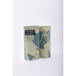 Isara Teething Pads Wolf Family