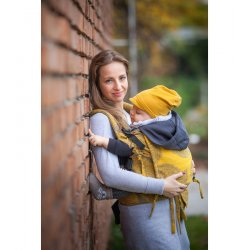 Andala ergonomical babycarrier customized