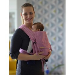 Andala ergonomical babycarrier Newborn Pure Rosa