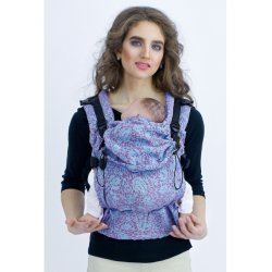Diva Milano adjustable babycarrier - The One! - LE - Veneziano Lilla