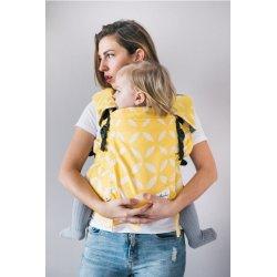 Lenka ergonomical babycarrier - 4ever - Classic Yellow