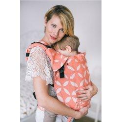 Lenka ergonomical babycarrier - 4ever - Classic Peach