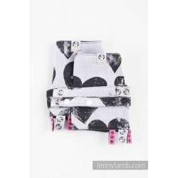 LennyLamb Drool Pads and Reach Straps Set Lovka Classic