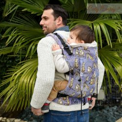 BabyMonkey ergonomic carrier Regolo Machli