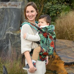 BabyMonkey ergonomic carrier Regolo Honolulu