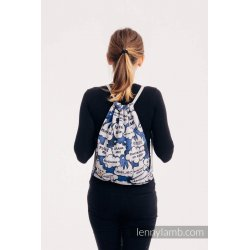 LennyLamb Bag SackPack Hug Me - Blue