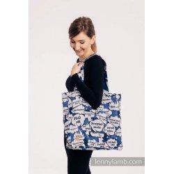 LennyLamb Shoulder Bag - Hug Me - Blue