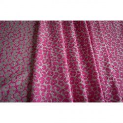 Yaro Ring Sling Pussycat Duo Fluo Pink Wool Blend