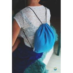 Little Frog bag Blue Lazurite