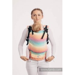 LennyLamb LennyUp adjustable ergonomic carrier Little Herringbone Imagination - for rent