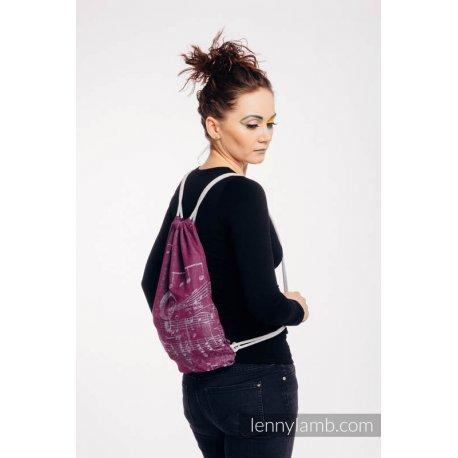 LennyLamb Bag SackPack Symphony - The Pear Of Love