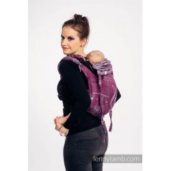 LennyLamb Onbuhimo back carrier - The Pear Of Love
