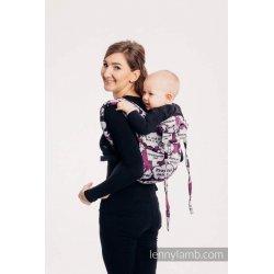 LennyLamb Onbuhimo back carrier - Hug Me - Pink