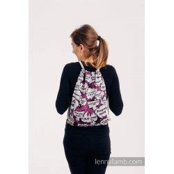 LennyLamb Bag SackPack Hug Me - Pink