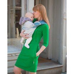Angel Wings Dress Green