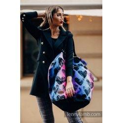 LennyLamb Large Handbag Universe Lovka Pinky Violet
