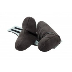 Angel Wings Fleece Shoes - smoky grey