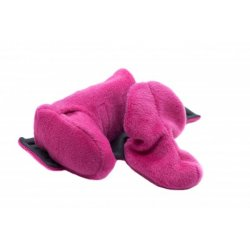 Angel Wings Fluffy Shoes - pink