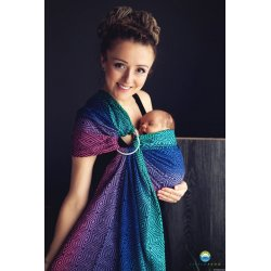 Little Frog Ring Sling Dark Aurora Cube