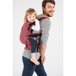 Isara adjustable ergonomic carrier The One - Ruby Code