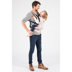 Isara adjustable ergonomic carrier The One - Creamy Code