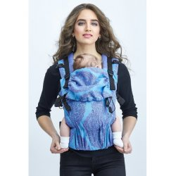 Diva Milano adjustable babycarrier - Diva Essenza - The One! - Celeste Bamboo
