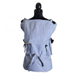 Andala ergonomical babycarrier Pure Azuro