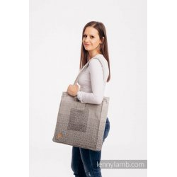 LennyLamb Shoulder Bag - Big Love - Ombre Beige