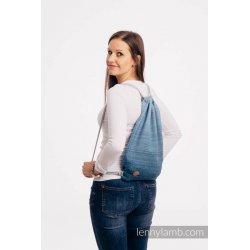 LennyLamb Bag SackPack Big Love - Ombre Light Blue