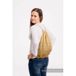 LennyLamb Bag SackPack Big Love - Ombre Yellow