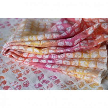 Yaro Petals Ultra Cotton Candy Rainbow