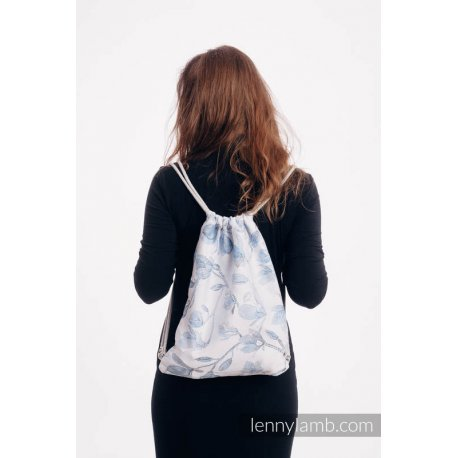 LennyLamb Bag SackPack Magnolia Blue Opal