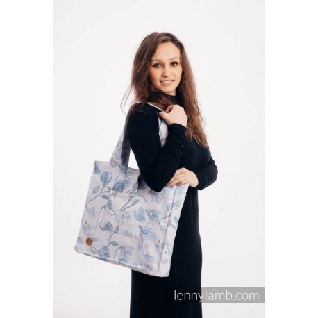 LennyLamb Shoulder Bag - Magnolia Blue Opal