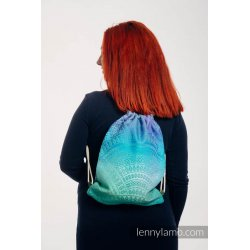 LennyLamb Bag SackPack Peacock's Tail - Fantasy