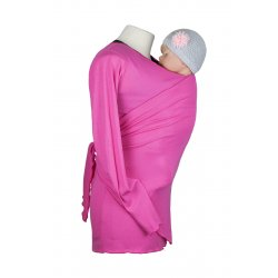 Angel Wings summer Wrap Sweater pink (bamboo)
