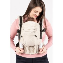 Isara adjustable ergonomic carrier The One - Au Naturel