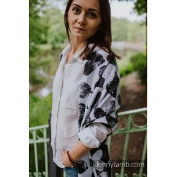 LennyLamb Shawl made of Lovka Classic wrap fabric