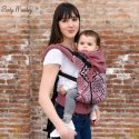 BabyMonkey ergonomic carrier Agilo Decoro Pepper