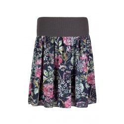 Angel Wings Skirt - Grey meadow
