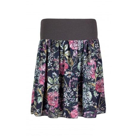 Angel Wings Skirt - Grey meadow