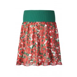 Angel Wings Skirt - Poppy