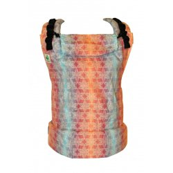 MoniLu ergonomic babycarrier UNI (Adjustable) FlowerField Day 1