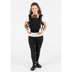 Isara adjustable ergonomic carrier The One - Black-a-Porter