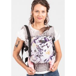 Isara adjustable ergonomic carrier The One - Royal Orchid