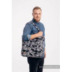 LennyLamb Shoulder Bag - Grey Camo