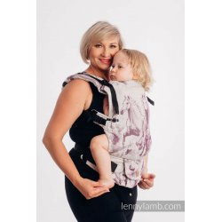 LennyLamb LennyUpGrade adjustable ergonomic carrier - Gallop - Race