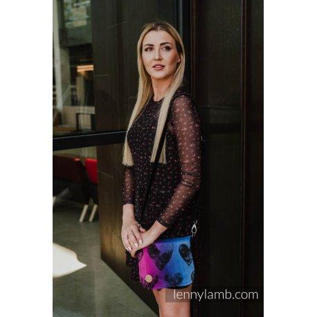 LennyLamb Waist Bag/Bag 2in1 CITY - Lovka Pinky Violet