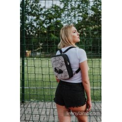 LennyLamb Backpack/Crossbody Bag 2in1 SPORTY - Road Dreams