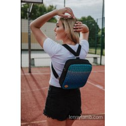 LennyLamb Backpack/Crossbody Bag 2in1 SPORTY - Big Love Atmosphere